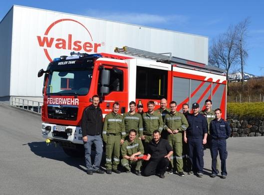 Land unterstützt Gemeinde Weiler bei Ankauf von Feuerwehrfahrzeug