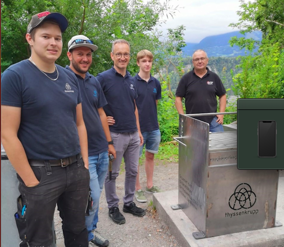 Neue Grillstellen im Wildpark – ein Crowdfunding-Projekt