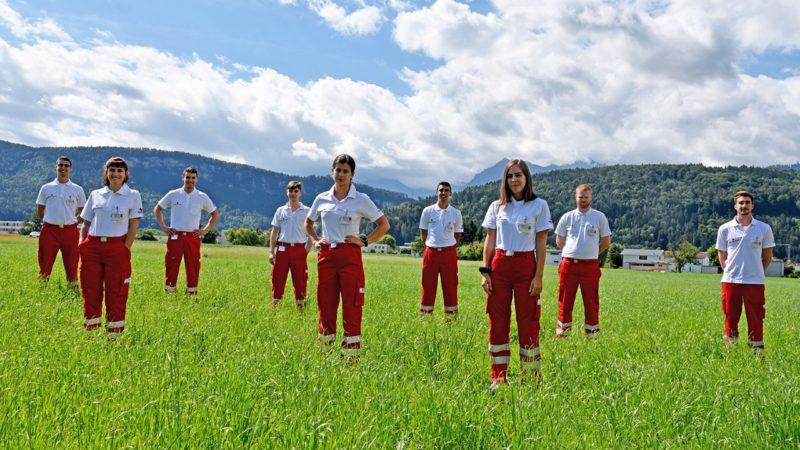 Rotes Kreuz Vorarlberg wirbt mit Door-to-Door-Aktion neue Mitglieder