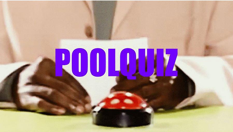 Poolbar-Festival: Poolquiz, Beats & Beer
