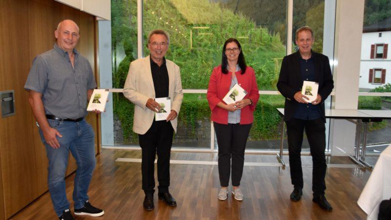 Hoffnung Amerika: Buch über Rankweiler USA-Auswanderer präsentiert