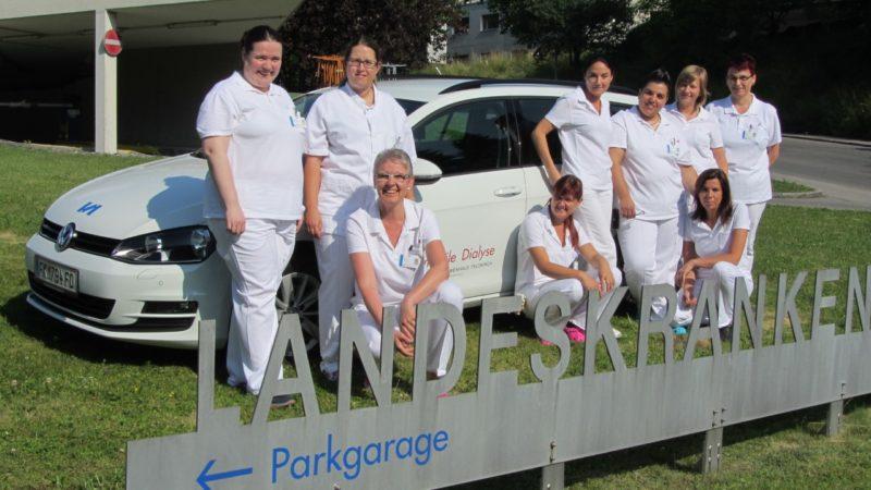 10 Jahre mobile Dialyse Vorarlberg – eine beeindruckende Erfolgsgeschichte