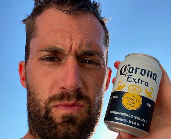 "Bandis Koecktail: ""Einmal Corona bitte!"""