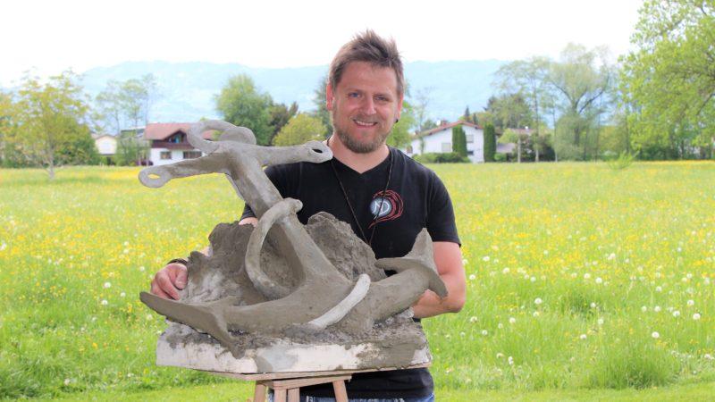 Daniel Nachbaur: Liebe zum Beton bis ins kleinste Detail