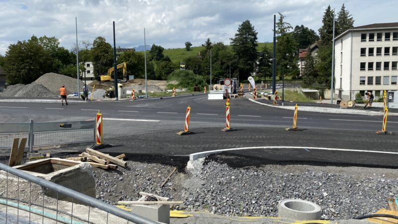 Bauarbeiten an der L191a bedingen Straßensperrungen