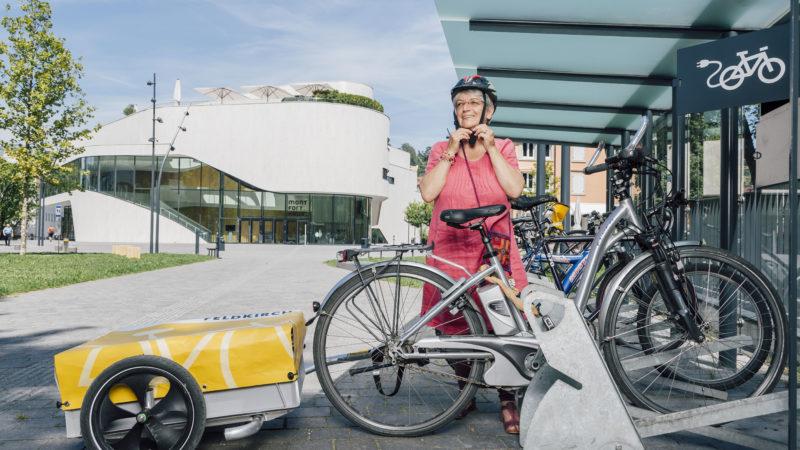 Feldkirch: Neuauflage Fahrradförderung