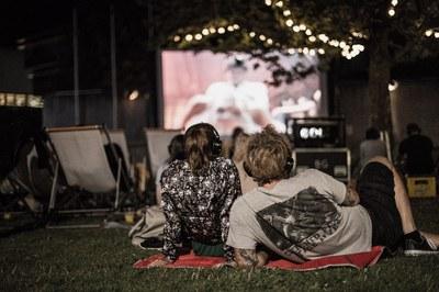 Silent Cinema Open Air Kino macht Halt in Götzis