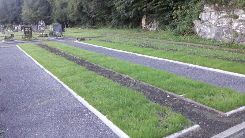 Urnenfeld am Rankweiler Waldfriedhof erweitert