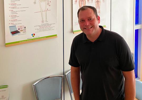 Alexander Schweiger: Vermesser körpereigener Energien