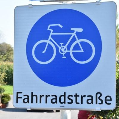 Was ist eine Fahrradstraße?