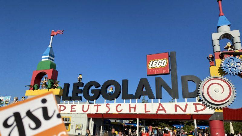 Spaß im Legoland trotz Corona