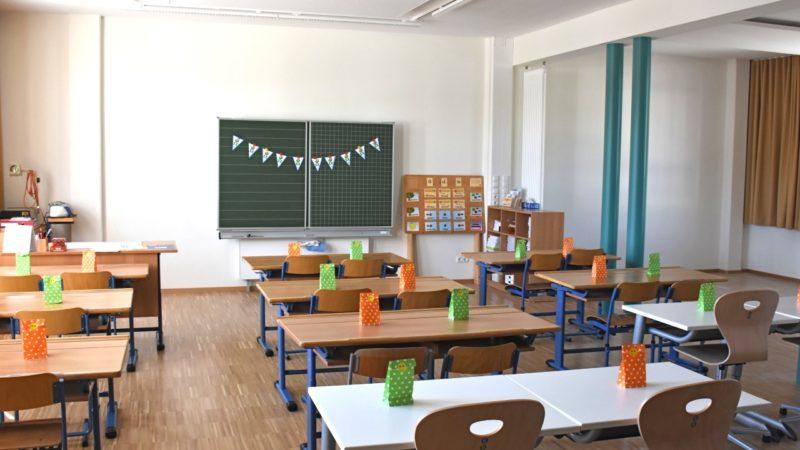 Neuer Klassenraum für Meininger Viertklässler