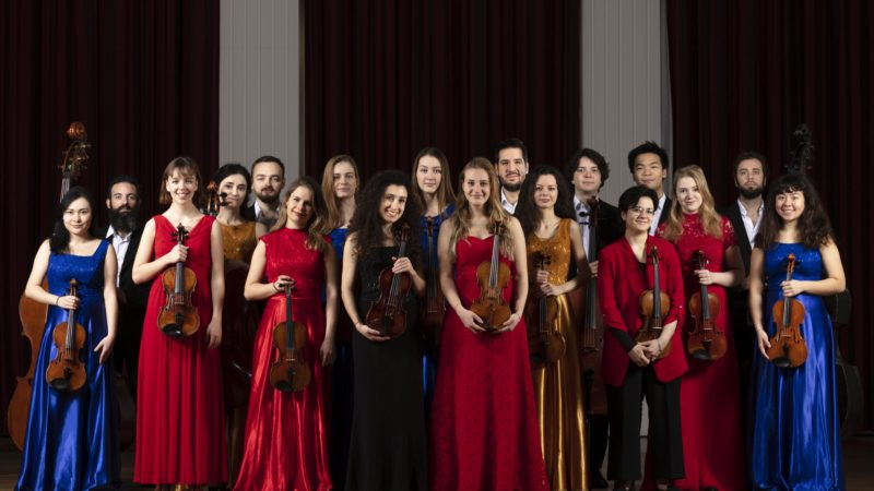 Junge Vorarlberger Talente und internationale Stars bei der :alpenarte 2020
