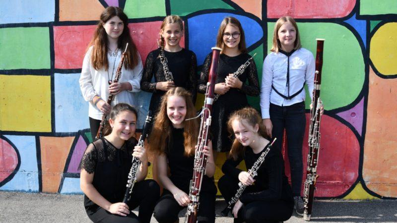 Musizieren erlaubt für Musikschüler
