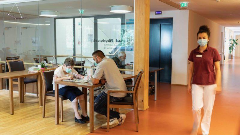 """Wir wollen weiterhin coronafrei bleiben"" – Antoniushaus reagiert auf Ampelfarbe orange"