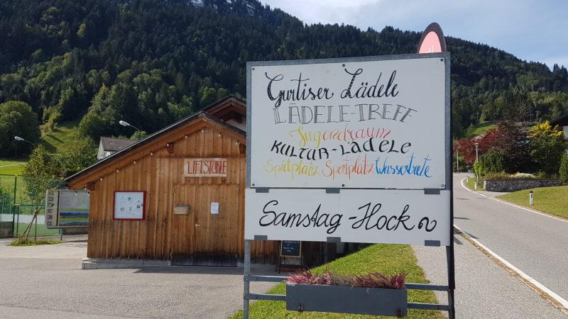GURTISER LÄDELE Verein – Jetzt jeden Samstag wieder geöffnet