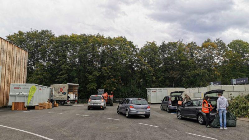 Re-Use im ASZ Vorderland: Wiederverwenden statt Wegwerfen