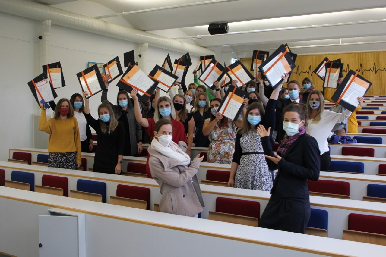 Zukunft der Pflege: 84 Absolventen der GKPS Feldkirch und Rankweil