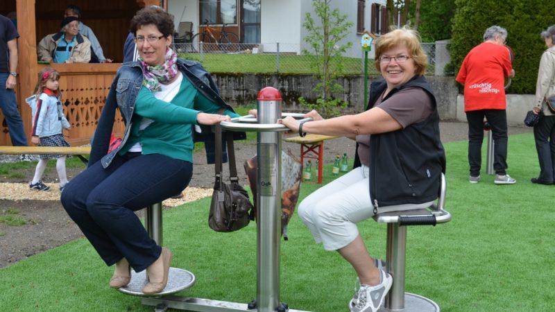 Rüstig statt rostig: Rankweil sorgt für Fitness im Alter