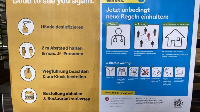 COVID-19-Tests an Liechtensteins Schulen abgeschlossen