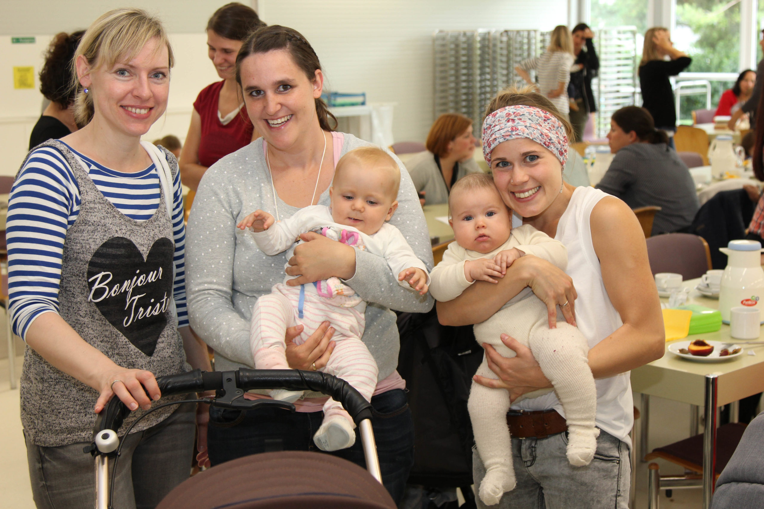 In den Vorarlberger Landeskrankenhäusern passt beides gut unter einen Hut: Beruf mit Familie