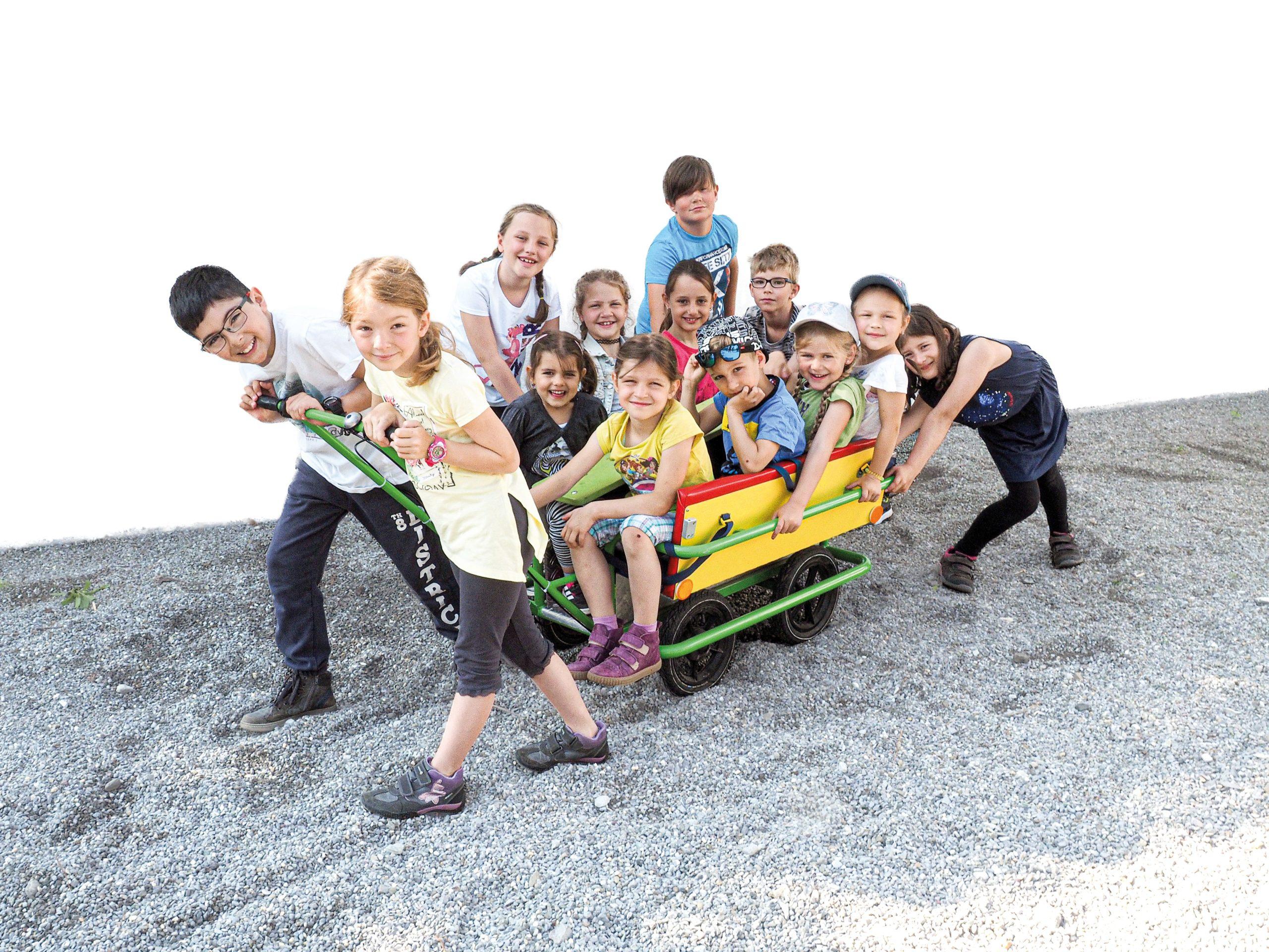 Bludesch: Familienfreundliche Gemeinde