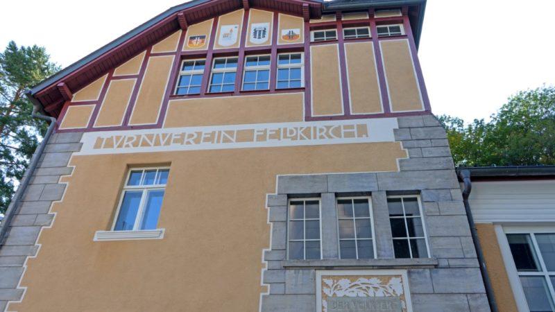 Revitalisierung der historischen Jahnhalle kurz vor Fertigstellung