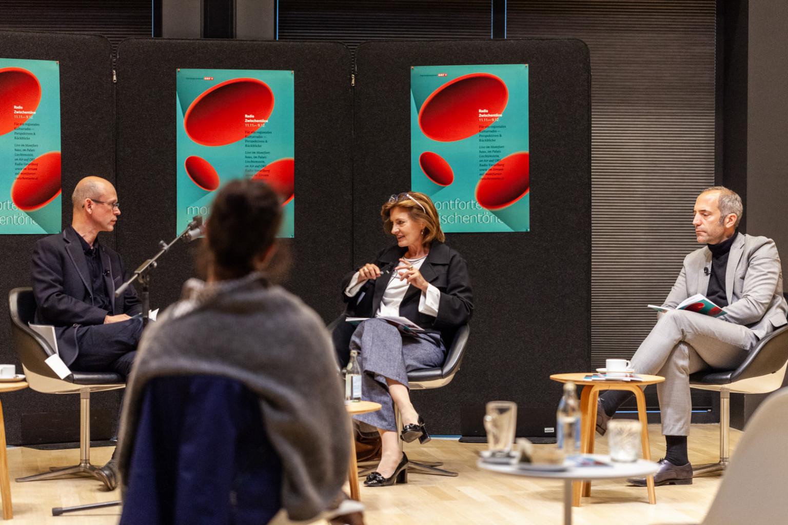 Ein Festival als Radioprogramm: Montforter Zwischentöne gehen für regionales Kulturradio auf Sendung