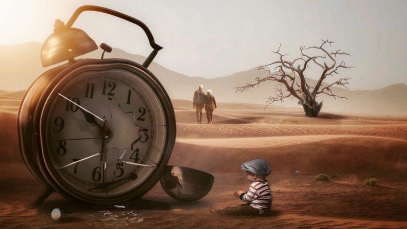 Susis Gedankenwelt #40: Das Märchen mit der Zeit