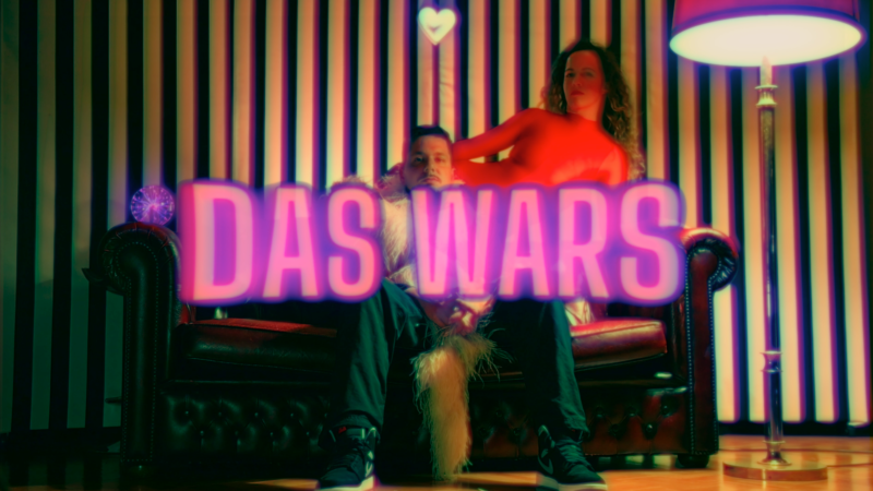 "JANNER – Single ""Das wars"""