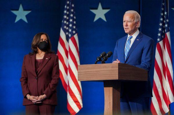 Joe Biden ist der nächste Präsident der USA