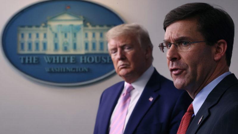 Ebnet sich Trump den Weg zum Coup?