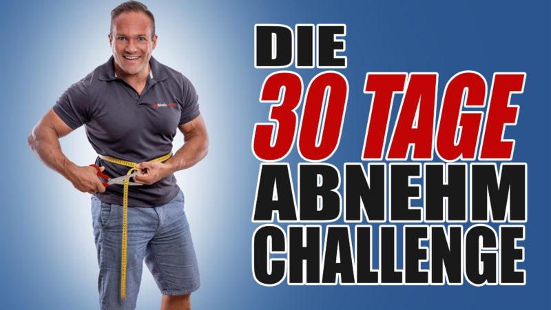 """Zu Gewinnen: """"Die 30 Tage Abnehmchallenge"""""""