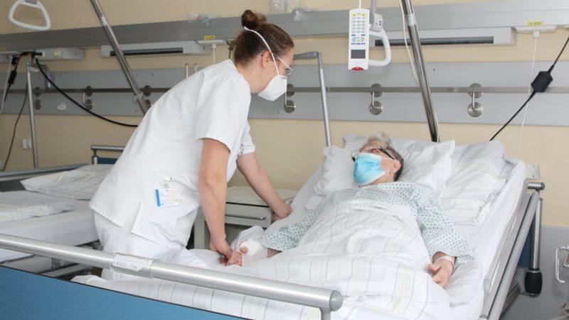 Spitäler stemmen steigende Hospitalisierungen gemeinsam: Zweite Welle setzt Vorarlbergs Gesundheitssystem weiter unter Druck