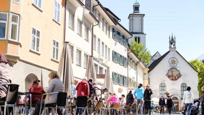 Stadt Feldkircher unterstützt ihre Gastronomiebetriebe