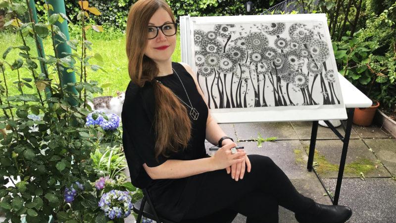 """Alina Sonea: """"Ich suche Einfachheit in der Komplexität und Komplexität in der Einfachheit"""""""