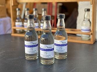 Alt-Alkohol in Altach in Desinfektionsmittel verwandelt