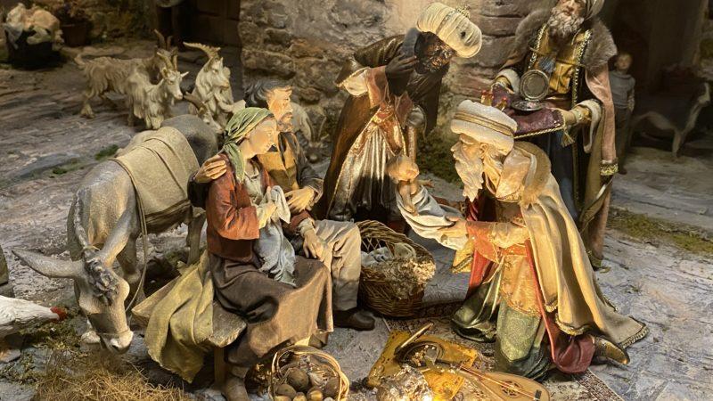 Krippenmuseum Dornbirn zaubert Weihnachtsstimmung