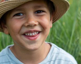 Fünfjähriger Paul aus Nofels sucht gesunde Stammzellenspender