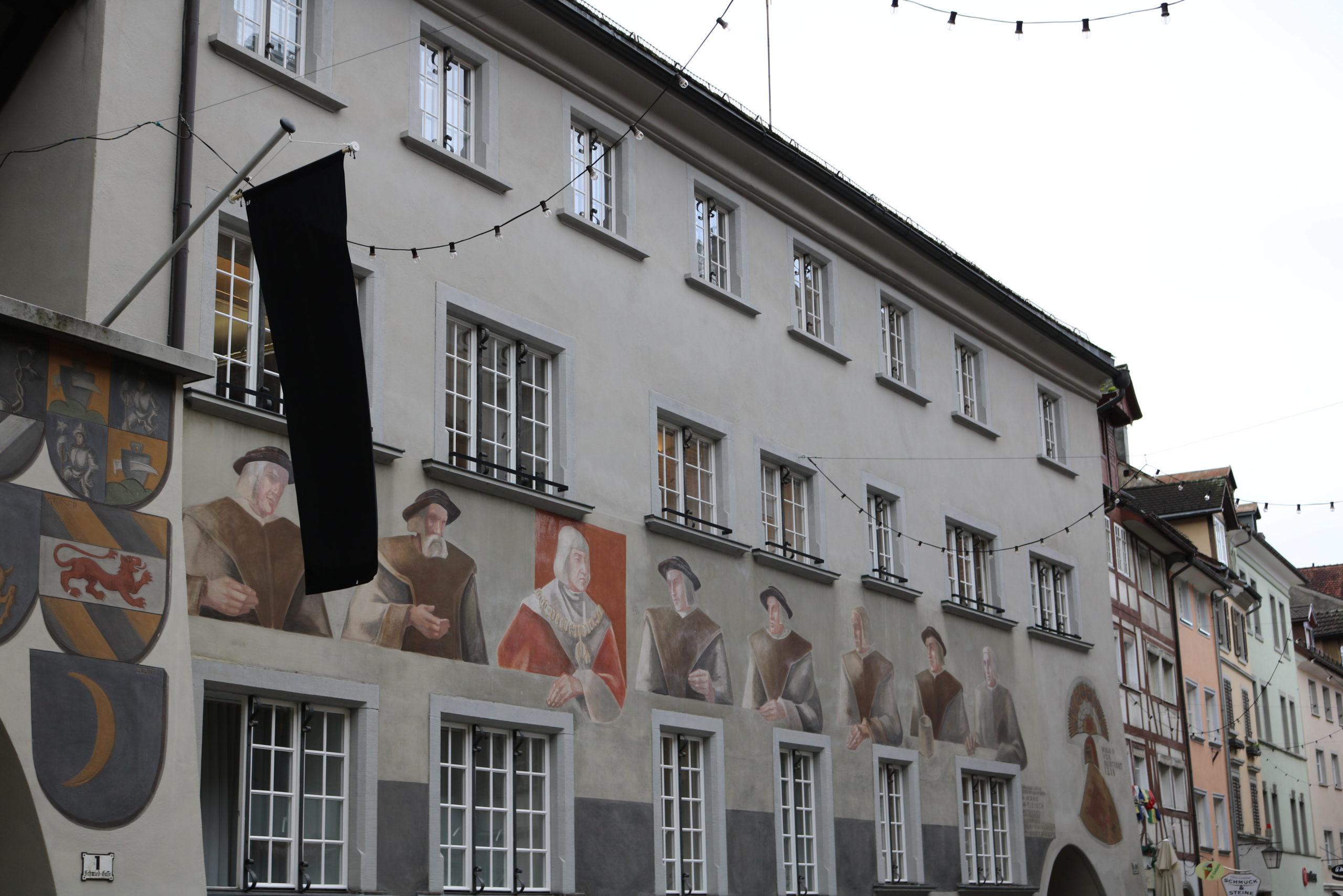Feldkirch zeigt sich solidarisch mit den Opfern des Terroranschlags von Wien