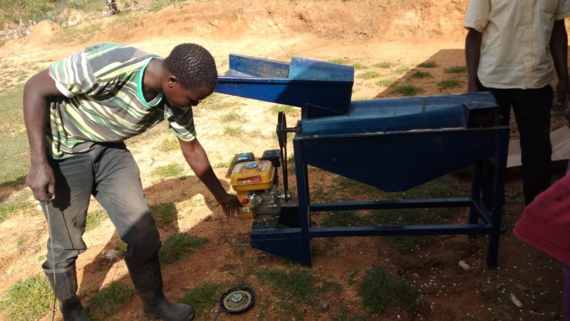 Vorarlberger unterstützen Schulprojekt in Kampala/Uganda