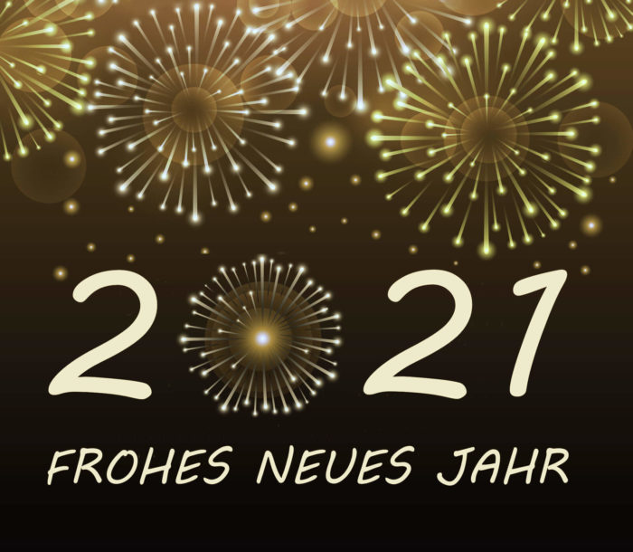 Das Team von Gsi-News wünscht ein gutes neues Jahr