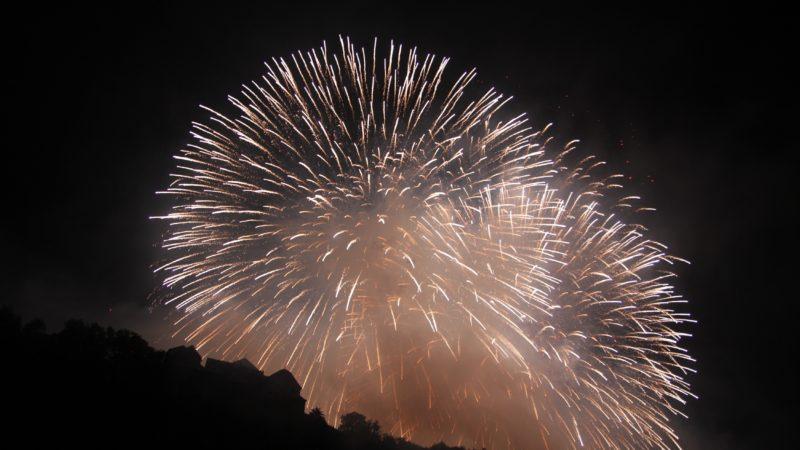 Zum Jahreswechsel auf Pyrotechnik verzichten