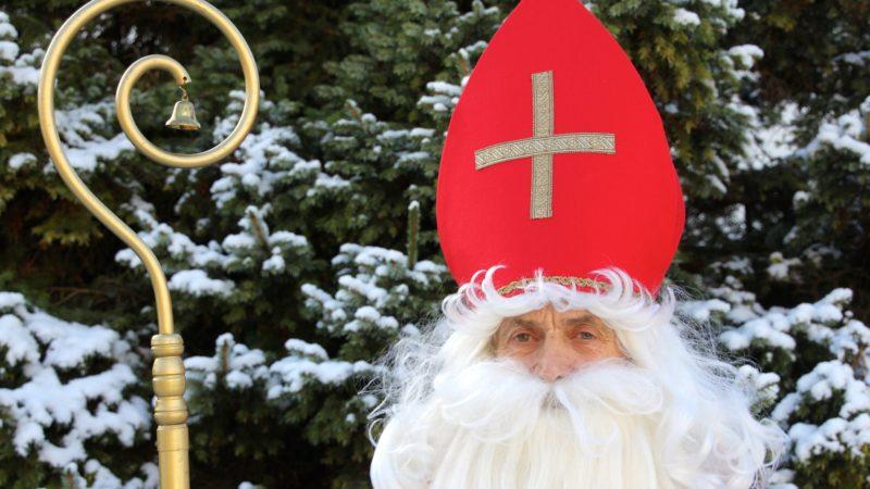 Wäre heuer anders, würde der Nikolaus mit einer Froh- statt Drohbotschaft kommen