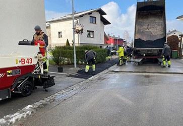 Altach: Arbeiten an der Konstanzerstraße abgeschlossen