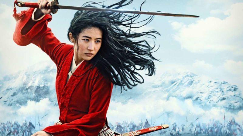 Mulan – stream auf Disney+