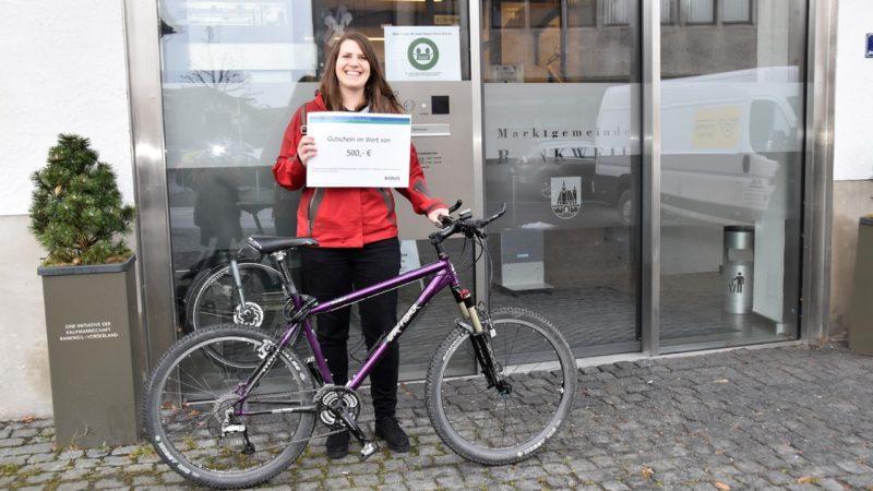 Radius Fahrradwettbewerb: Preise für Rankler Pedalritter