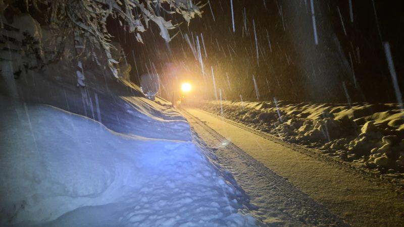 Wahnsinn und ein Wunder – Lustenau: 11 Jährige in Schneehaufen verschüttet