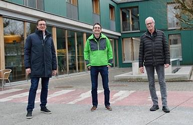 Sozialzentrum Altach: Sutter übernimmt Geschäftsführung