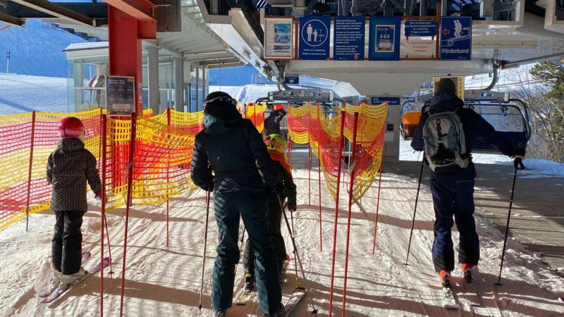 Skigebiet Lech Zürs  vorbildlich bei den Sicherheitsmaßnahmen für Covid_19